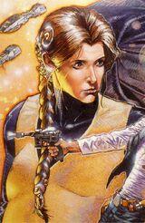 Leia Pregnant