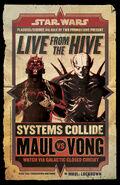 Maul Lockdown promo poster 2