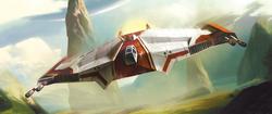 Sol Sixxa Scurrg H-6 Bomber XWM