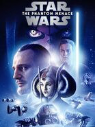 Star Wars Episode I The Phantom Menace 2019 release cover