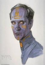 Blue senator concept