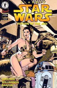 Classic Star Wars - Return of the Jedi 1