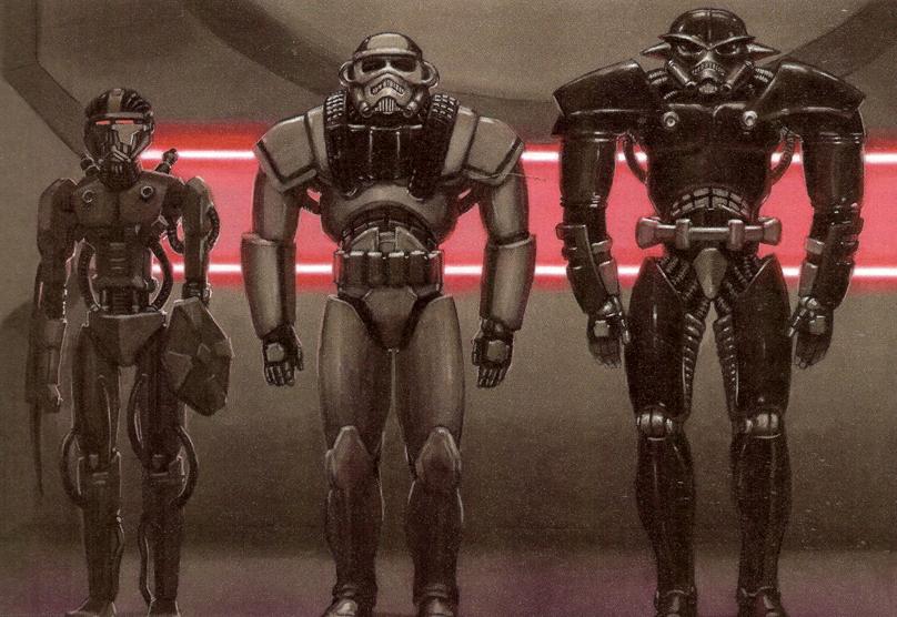 Image result for Dark Trooper Phases