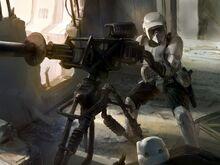 SWTCG Galactic Hunter Set Up by Kai Lim