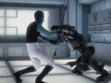 Thrawn's sparring gym