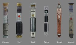 Young-Jedi-Lightsabers