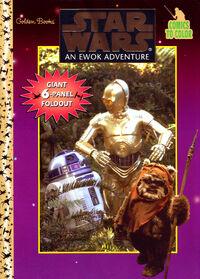 An Ewok Adventure (komiks)
