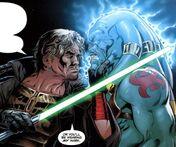 Cade Skywalker vs Rav