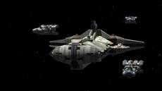 Home Base and its fleet