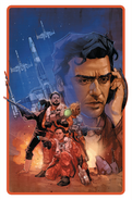 Poe Dameron 29 textless cover