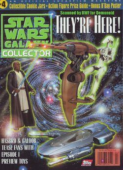 Star Wars Galaxy Collector 4