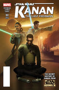 Star Wars Kanan Vol 1 2 Amy Beth Christenson Variant