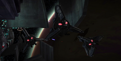 Tri-fighters Sullust