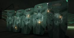 Clone Shield Wall
