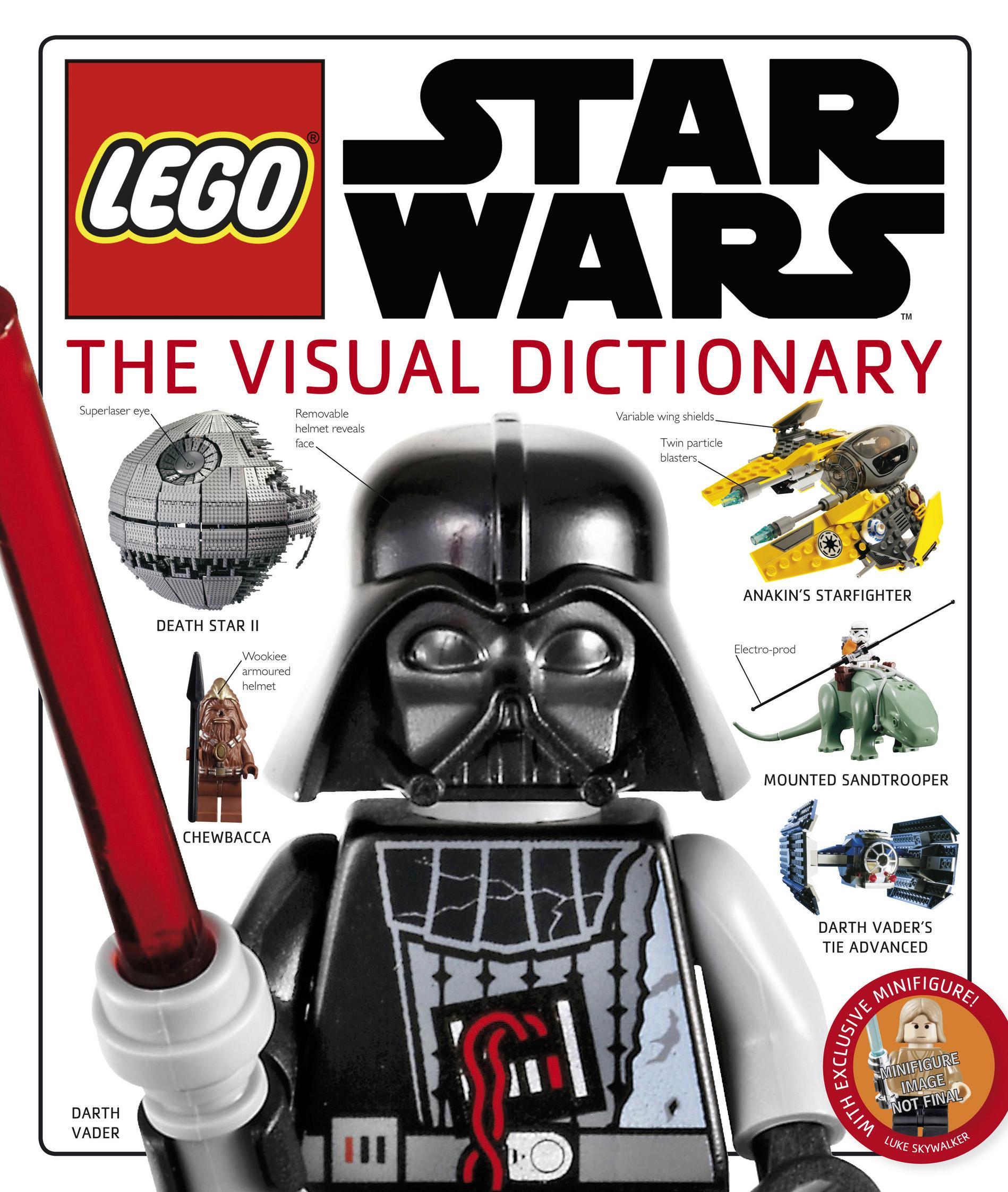 lego star wars dictionary 2014