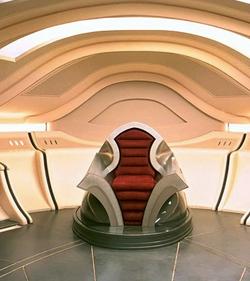 Naboo throne