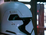 Unidentified female First Order stormtrooper