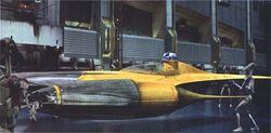 Anakin Control Ship