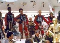 B-Wing Pilots