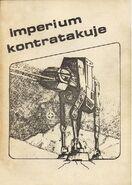 Imperium kontratakuje (powieść) 2 (lata 80)