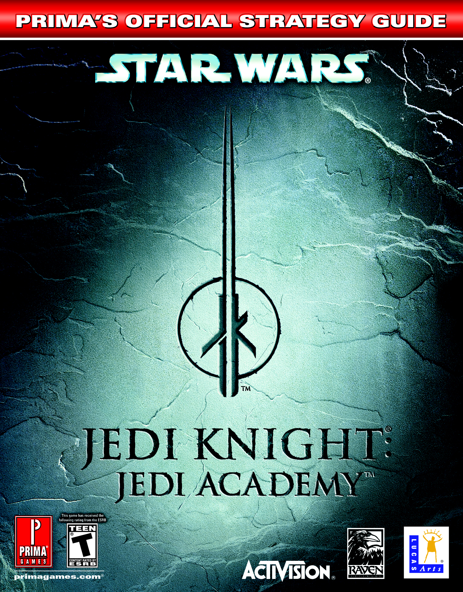 star wars jedi knight jedi academy prima s official strategy rh starwars wikia com prima game guides download prima game guide code