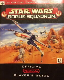 Rogue Squadron - The Official Nintendo Player's Guide