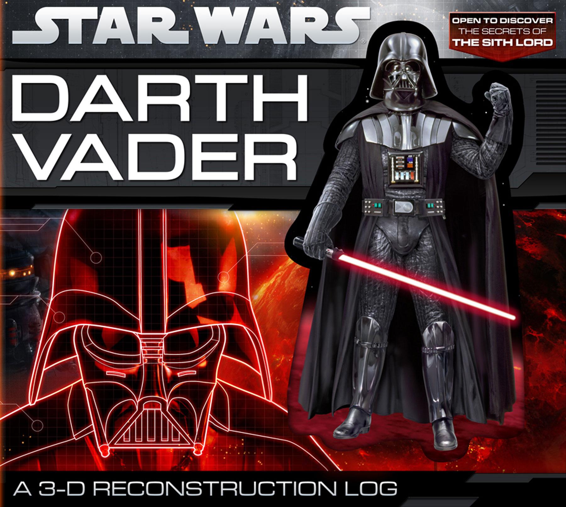 Darth Vader A 3 D Reconstruction Log