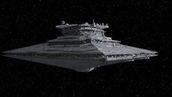 First Order Star Destroyer DB
