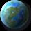Icon-planet