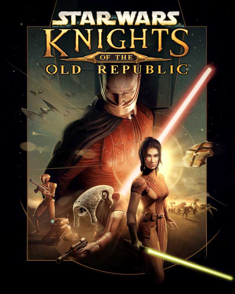 Image result for Knights of the old republic game