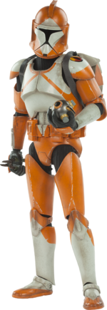 Squad Clone Trooper Ordnance Specialist - Sideshow