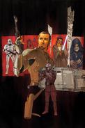 Star Wars Kanan Vol 1 1 Kilian Plunkett Variant textless