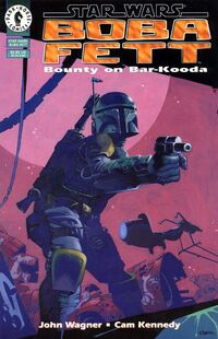 Boba Fett - Bounty on Bar-Kooda