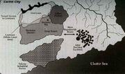 Corint map