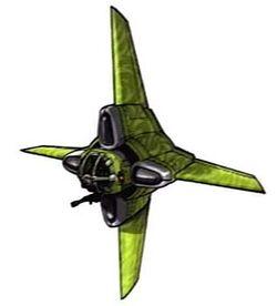Dianoga-class Starfighter