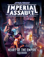 Heart of the Empire Rulebook