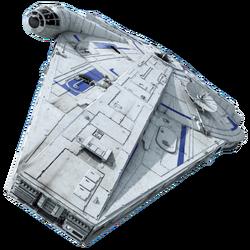 Landos Millennium Falcon Fathead