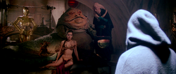 Luke the hutt