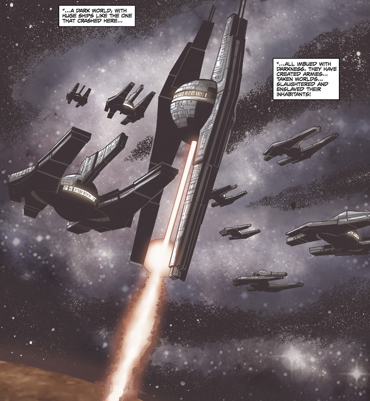 Category:Infinite Empire starship classes | Wookieepedia