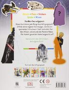 Star Wars Factivity German back cover