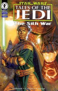 Tales of the Jedi - The Sith War 1 - Edge of the Whirlwind