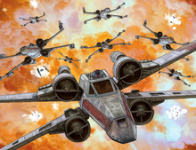 X-Wing Rogue Squadron Vol 2 cover