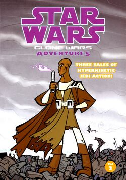 Clone Wars Adventures Volume 2