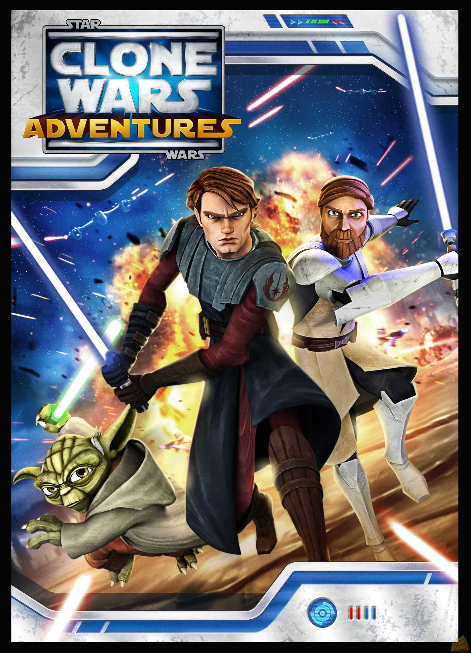 Star Wars Clone Wars Adventures Video Game Wookieepedia Fandom Powered By Wikia