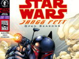 Jango Fett: Open Seasons 1
