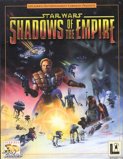 Shadows of the Empire (gra video) PC