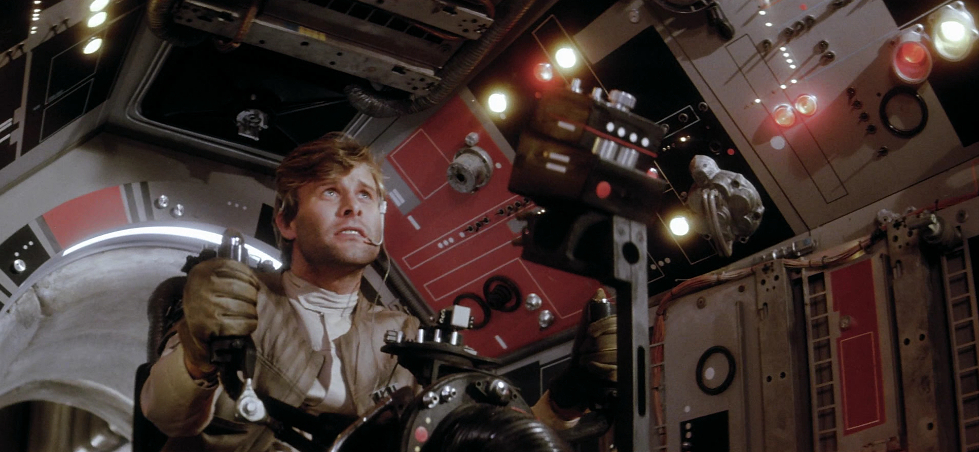 Image result for ROTJ falcon gunner stations