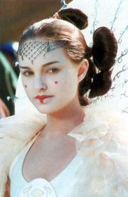 Queen Amidala parade