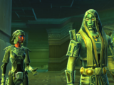 Mission to Voss (Emperor's ritual crisis)