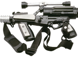 CR-2 blaster pistol